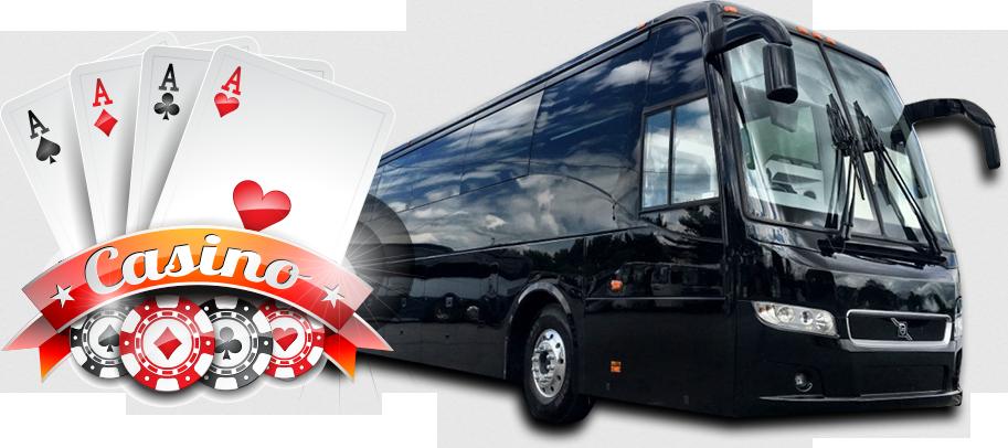 casino bus tour games